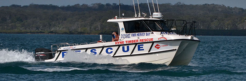 Marine Rescue Hervey Bay