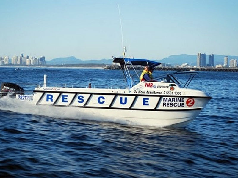 VMR Southport - Marine Rescue Queensland