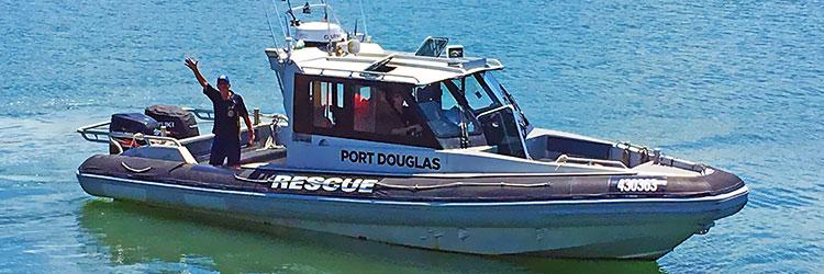 VMR Prot Douglas Rescue Vessel
