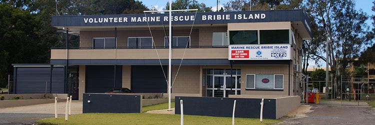 VMR Bribie Island